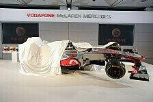 Formel 1 - Vorhang auf! : �bersicht: Die neuen Autos f�r 2013