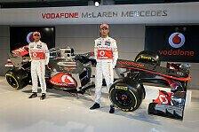 Formel 1 - Auto nicht vermisst & trotzdem motiviert: MP4-27 inspiriert Hamilton