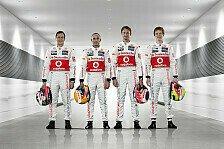 Formel 1 - Atmosph�re im Team ist hervorragend: Button: Red Bull nicht auf einmal schlecht