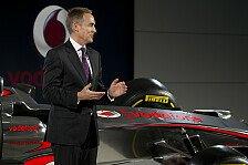 Formel 1 - Noch ist nichts unterschrieben: Whitmarsh relativiert Ecclestones Aussagen