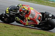 MotoGP - N�her an Yamaha: Optimismus bei Ducati