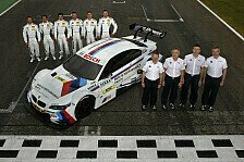 DTM - Tomczyk zum neuen Team: BMW gibt seine Team-Aufteilung bekannt