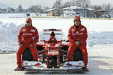 Formel 1 - Bilder: Pr�sentation Ferrari F2012