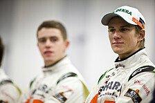 Formel 1 - Weltmeistermaterial: Fernley h�lt gro�e St�cke auf seine Fahrer