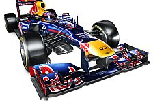 Formel 1 - Bilder: Pr�sentation Red Bull RB8