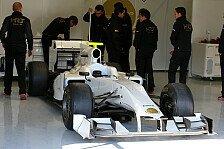 Formel 1 - McLaren am elegantesten: De la Rosa: Auch neuer HRT mit Stufennase
