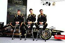 Formel 1 - Lotus-Budget 2012 noch st�rker: Boullier: Bahrain-Entscheidung von FIA abh�ngig