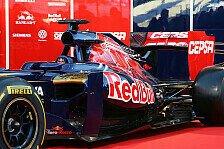 Formel 1 - Bessere Str�mung: Ascanelli: Regel�nderungen kamen STR entgegen