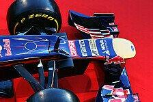 Formel 1 - �nderungen w�hrend des Jahres: Ascanelli h�lt STR7-Nase f�r zu brav