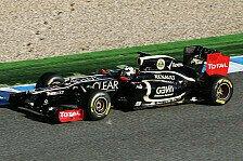Formel 1 - Bilder: Jerez Test - Montag