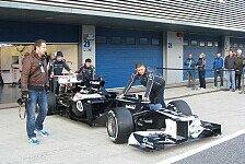 Formel 1 - Versp�teter FW35: Williams: Neues Auto erst beim 2. Test