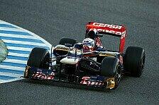 Formel 1 - Auto wird um einen herum gebaut: Ricciardo: Toro Rosso als Motivationsschub