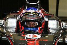 Formel 1 - Potenzial und Harmonie: Button: Keine Entschuldigungen mehr