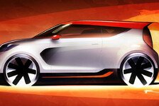 Auto - Neues Konzeptfahrzeug auf Basis des Soul: Kia pr�sentiert Studie Track'ster