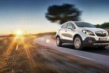 Auto - Ein Volltreffer: Opel Mokka SUV: Kompakte Ma�e, gro�er Auftritt