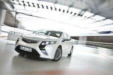 Auto - Die Jury �berzeugt: Opel Ampera wird Car of the Year