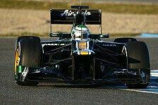 Formel 1 - Verlorenen Boden gut gemacht: Aufw�rtstrend bei Caterham