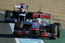 Formel 1 - Dem Trend bewusst nicht gefolgt: McLaren: Ohne Stufennase nichts verpasst