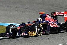 Formel 1 - Hart genug mit sich selbst: Ricciardo sp�rt keinen Extra-Druck