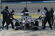 Formel 1 - Mehr Rennen - h�here Kosten: Sauber: 20 Rennen sind das Limit