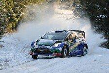 WRC - Danke an die Konkurrenz: Schweden: Top-Piloten starten von hinten