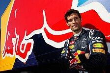 Formel 1 - Vom Weltmeister-Grid zu Olympia: Video - Webbers gro�er Ausblick auf 2012