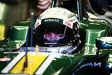 Formel 1 - Rennfit bleiben: Van der Garde kombiniert Formel 1 mit GP2