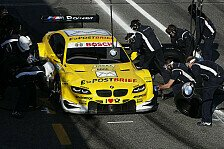 DTM - Bilder: BMW testet in Estoril