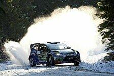 WRC - Loeb mit gro�em R�ckstand: Latvala �bernimmt F�hrung in Schweden