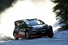 WRC - Ehefrau als Co-Pilotin: Solberg: Heimat-Rallye statt Monte Carlo