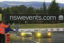 Mehr Motorsport - Den Vorjahressieg wiederholen: Audi als Titelverteidiger nach Bathurst