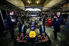 Formel 1 - Wechselwillige Bullen : Barcelona: Red Bull gibt Vettel den Vorrang