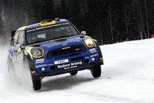 WRC - Der n�chste, perfekte Schritt: Mini in Portugal mit zwei Boliden am Start