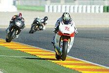 """Moto2 - Ein """"cooler"""" Auftakt in Valencia: Neukirchner startet in die Saison 2012"""
