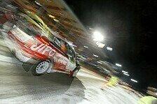 WRC - Wir erwarten perfekten Service: Rallye Schweden: SIT auf dem Pr�fstand