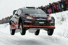 WRC - Rallye f�r Abbring wohl beendet: Henning Solberg nicht in Portugal am Start