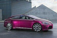 Auto - Bahnbrechende Vollhybride & realistische Visionen : Toyota auf dem 82. Automobilsalon in Genf