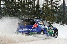 WRC - Loeb mit Reifenschaden: Latvala baut Schweden-F�hrung weiter aus