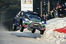 WRC - Kampf um Platz drei spitzt sich zu: Latvala auf dem Weg zum zweiten Schwedensieg