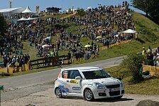 DRM - Inspirationen bei der Rallye Deutschland geholt: Vorbereitungen f�r ADAC Wikinger Rallye