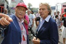 Formel 1 - Ferrari nach der Stunde null: Lauda: Montezemolo-R�cktritt war n�tig