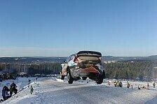 WRC - Erfolg soll weitere Teilnahmen sichern: �stberg: Weitere Podestpl�tze das Ziel