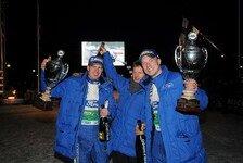 WRC - Jari-Matti ist jetzt ein anderer: Wilson bleibt trotz Problemen optimistisch