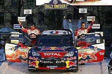 WRC - Hirvonen und das teaminterne Duell: Blog - Wer kann Loeb stoppen?