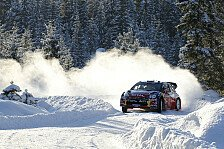 WRC - Rutschpartie auf Schnee und Eis: Vorschau Rallye Schweden