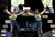 WRC - Bilderserie: Rallye Schweden - Die Top-8
