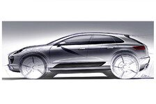 Auto - Zuffenhausener Tiger: Porsches Neuer hei�t Macan