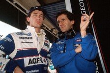 Formel 1 - Bilderserie: Herzlichen Glückwunsch, Alain Prost!