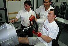 Formel 1 - Erfolgreiche Operation: Kubica: N�chste OP und F1-Tests im Simulator