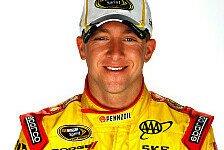 NASCAR - Ich will ihn wieder aufstehen sehen: Penkse: Allmendinger hat Zukunft